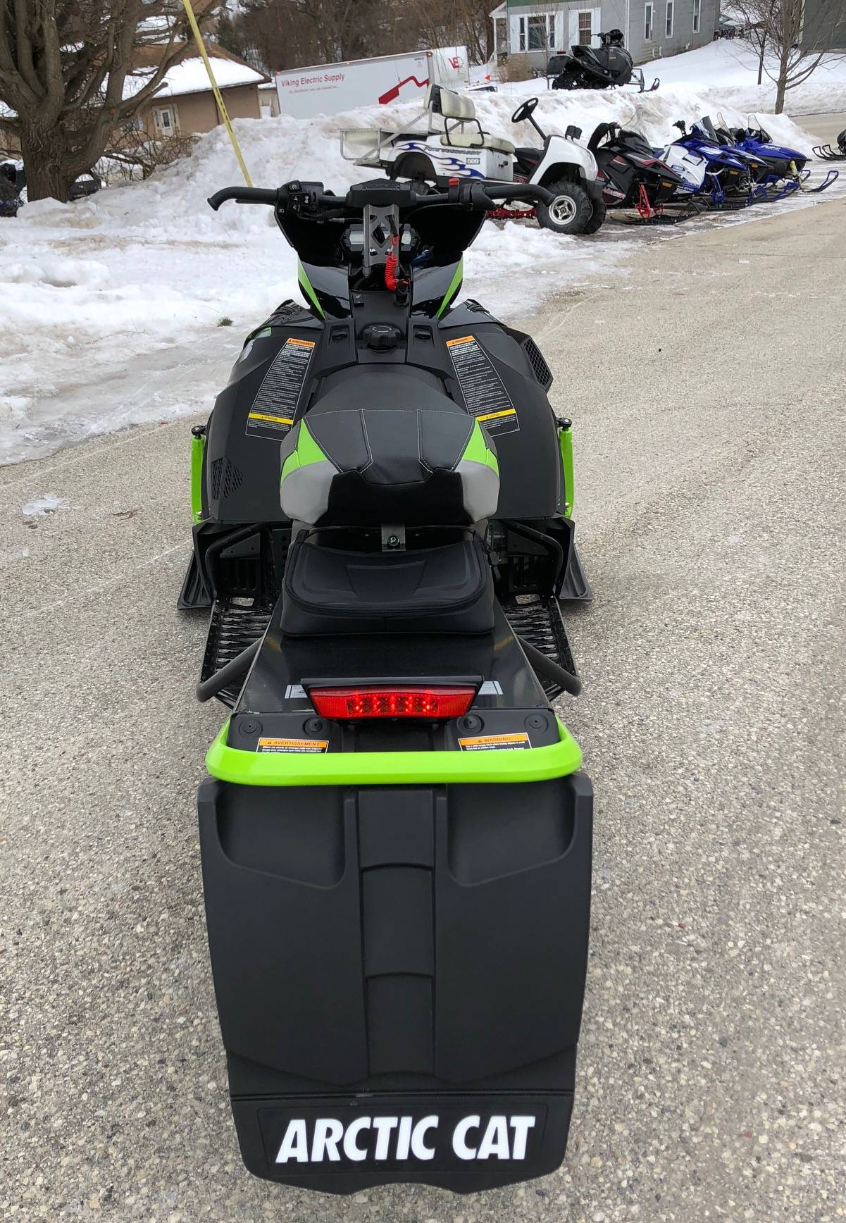 2019 Arctic Cat ZR 9000 Sno Pro 137 in Port Washington, Wisconsin - Photo 4