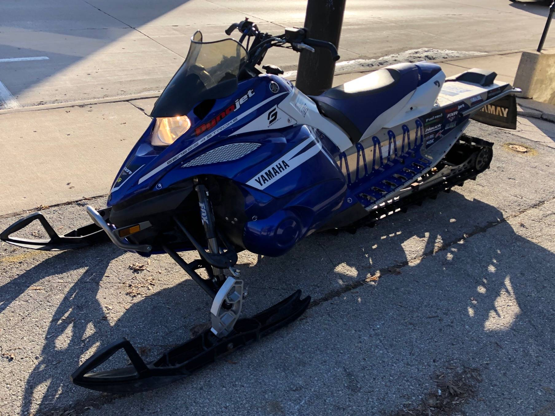 2010 Yamaha FX10M62SZB in Port Washington, Wisconsin - Photo 2