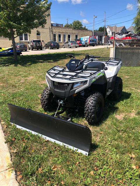 2020 Arctic Cat Alterra 570 in Port Washington, Wisconsin - Photo 2
