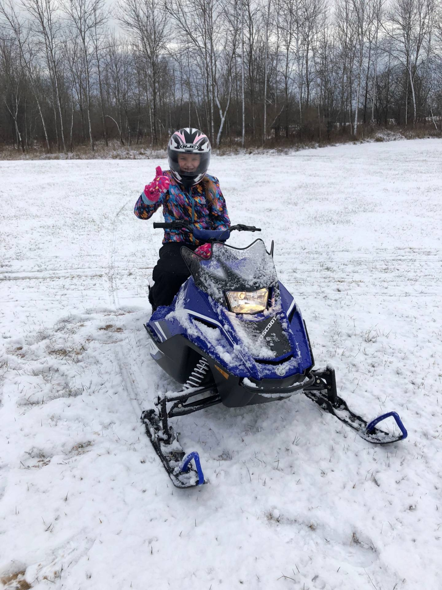 2018 Yamaha SnoScoot in Port Washington, Wisconsin - Photo 1