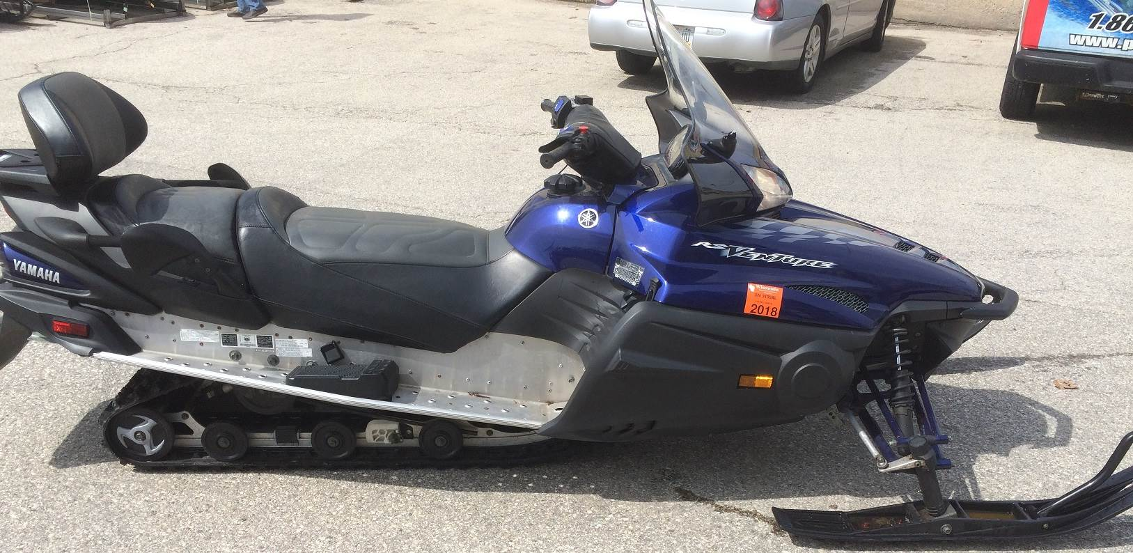 2006 Yamaha RS Venture in Port Washington, Wisconsin