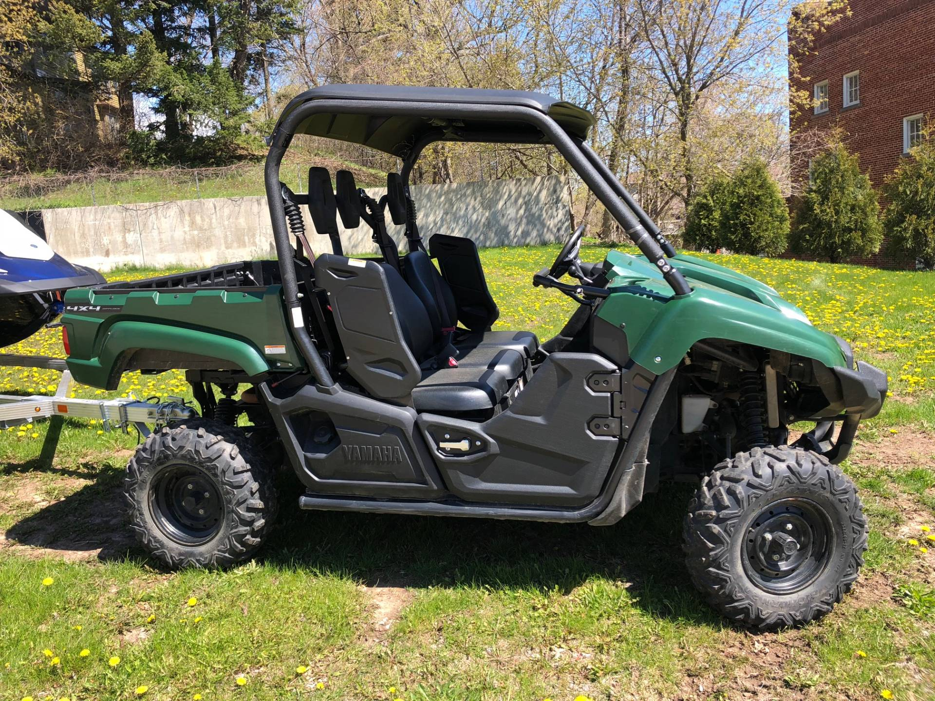 2018 Yamaha Viking EPS in Port Washington, Wisconsin - Photo 1