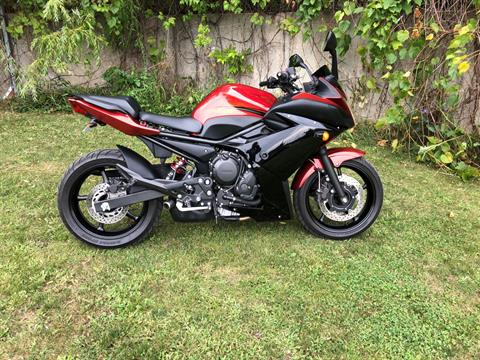 2011 Yamaha FZ6R in Port Washington, Wisconsin