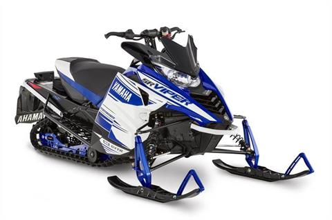 2017 Yamaha Sidewinder R-TX SE White / Yamaha Blue in Port Washington, Wisconsin