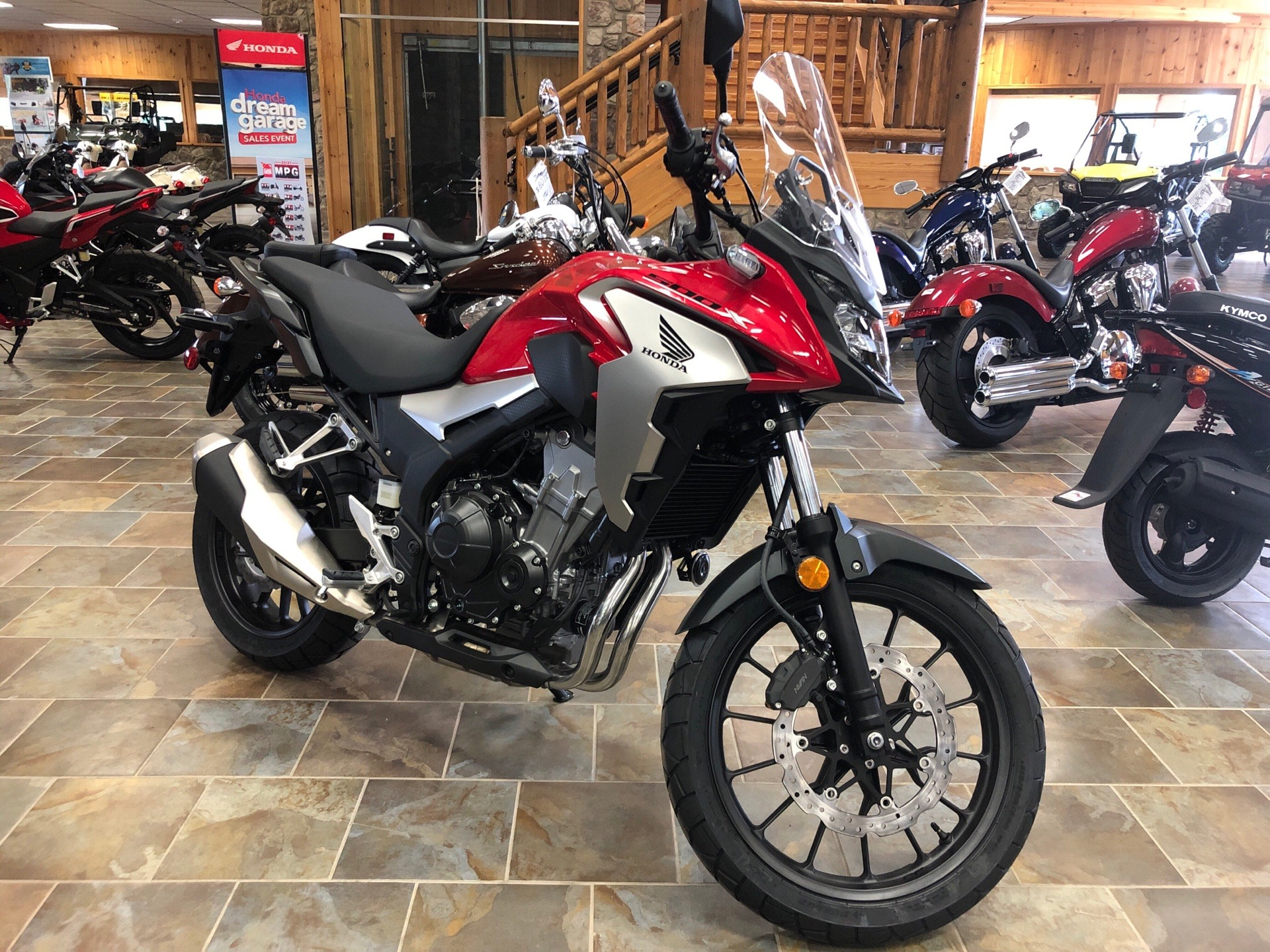 2019 Honda CB500X in Honesdale, Pennsylvania - Photo 1