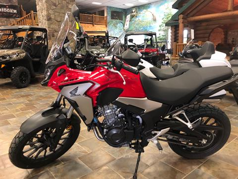 2019 Honda CB500X in Honesdale, Pennsylvania - Photo 2