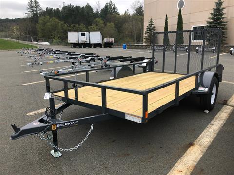 2019 Belmont Trailers LLC UT610TT in Honesdale, Pennsylvania