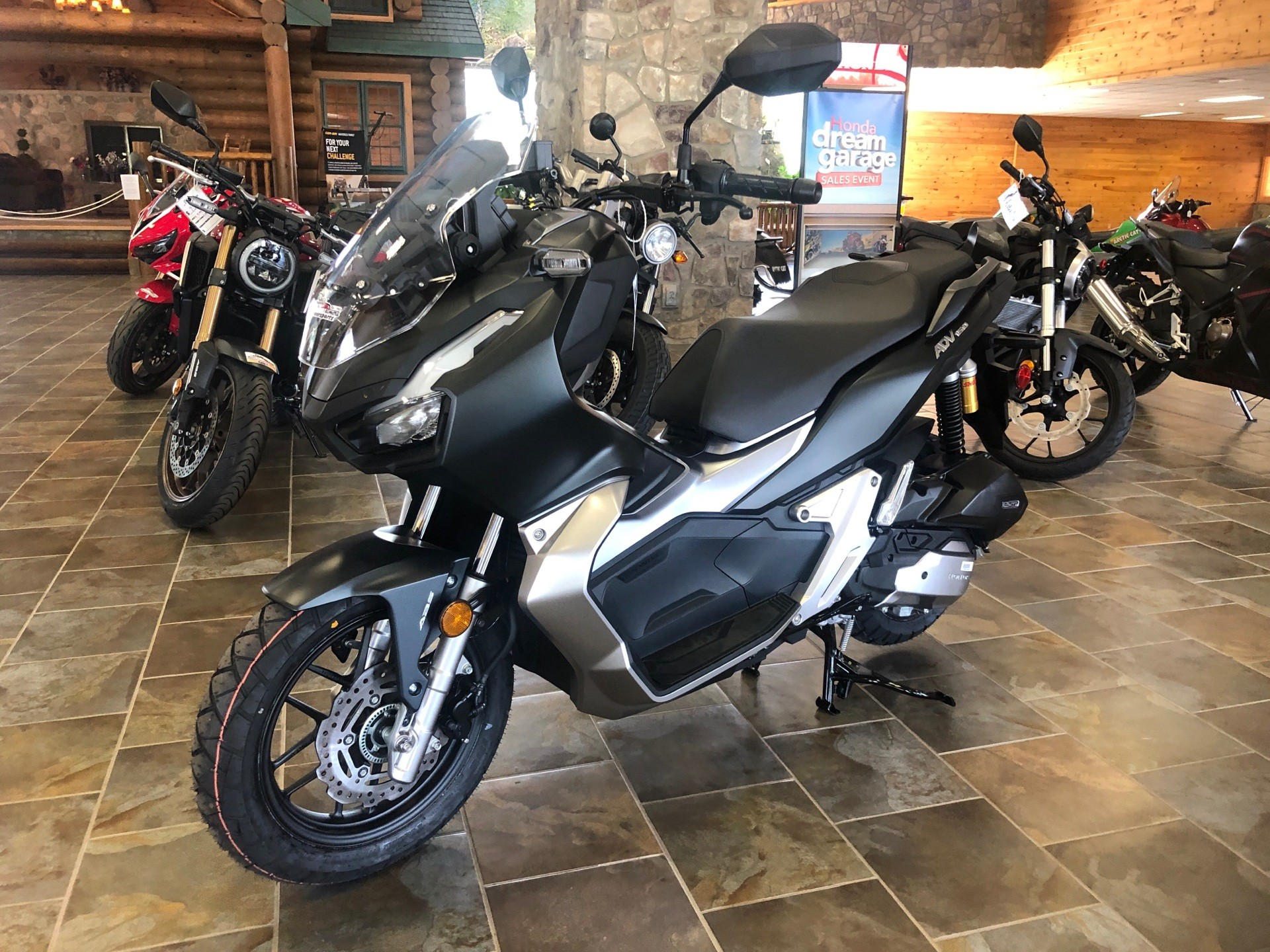 2021 Honda ADV150 in Honesdale, Pennsylvania - Photo 1