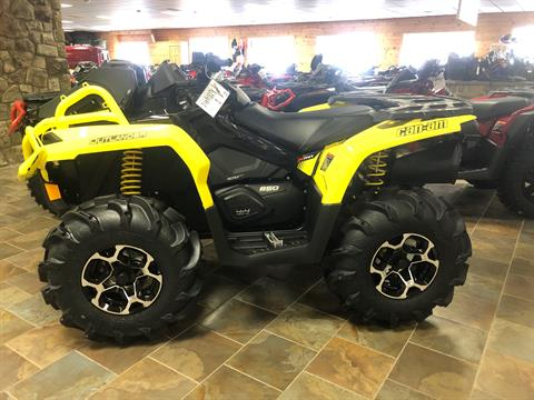 2019 Can-Am Outlander X mr 650 in Honesdale, Pennsylvania