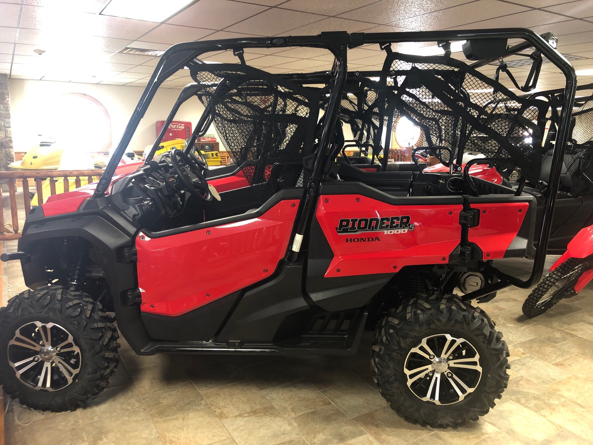 2018 Honda Pioneer 1000-5 Deluxe in Honesdale, Pennsylvania - Photo 1