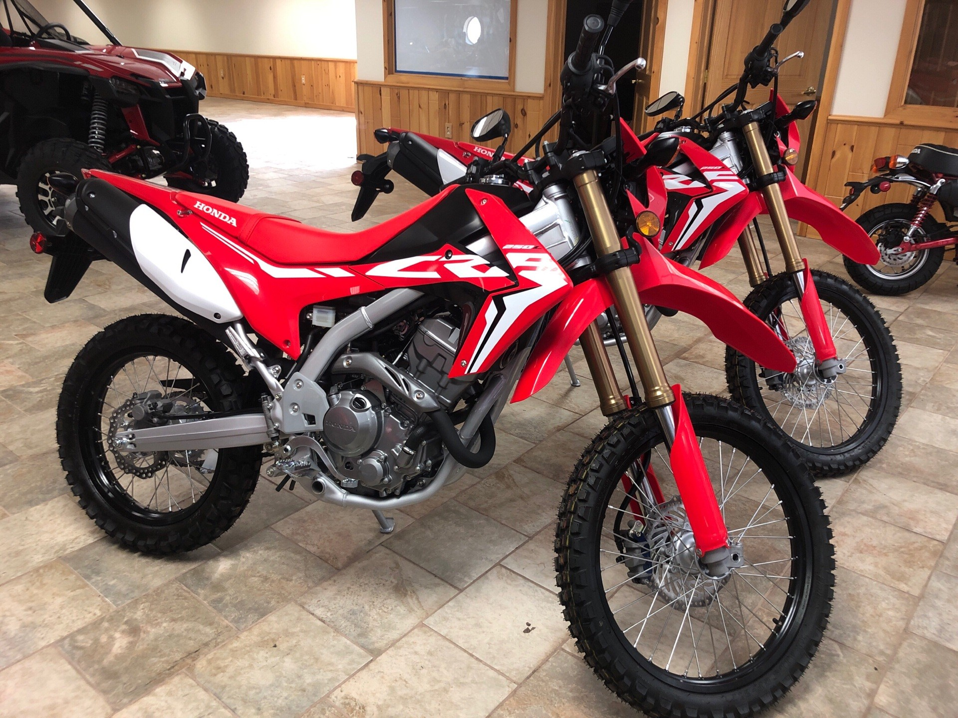 2019 Honda CRF250L in Honesdale, Pennsylvania - Photo 1