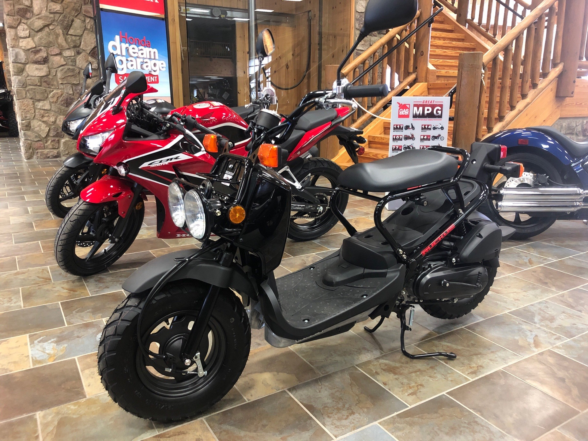 2018 Honda Ruckus in Honesdale, Pennsylvania