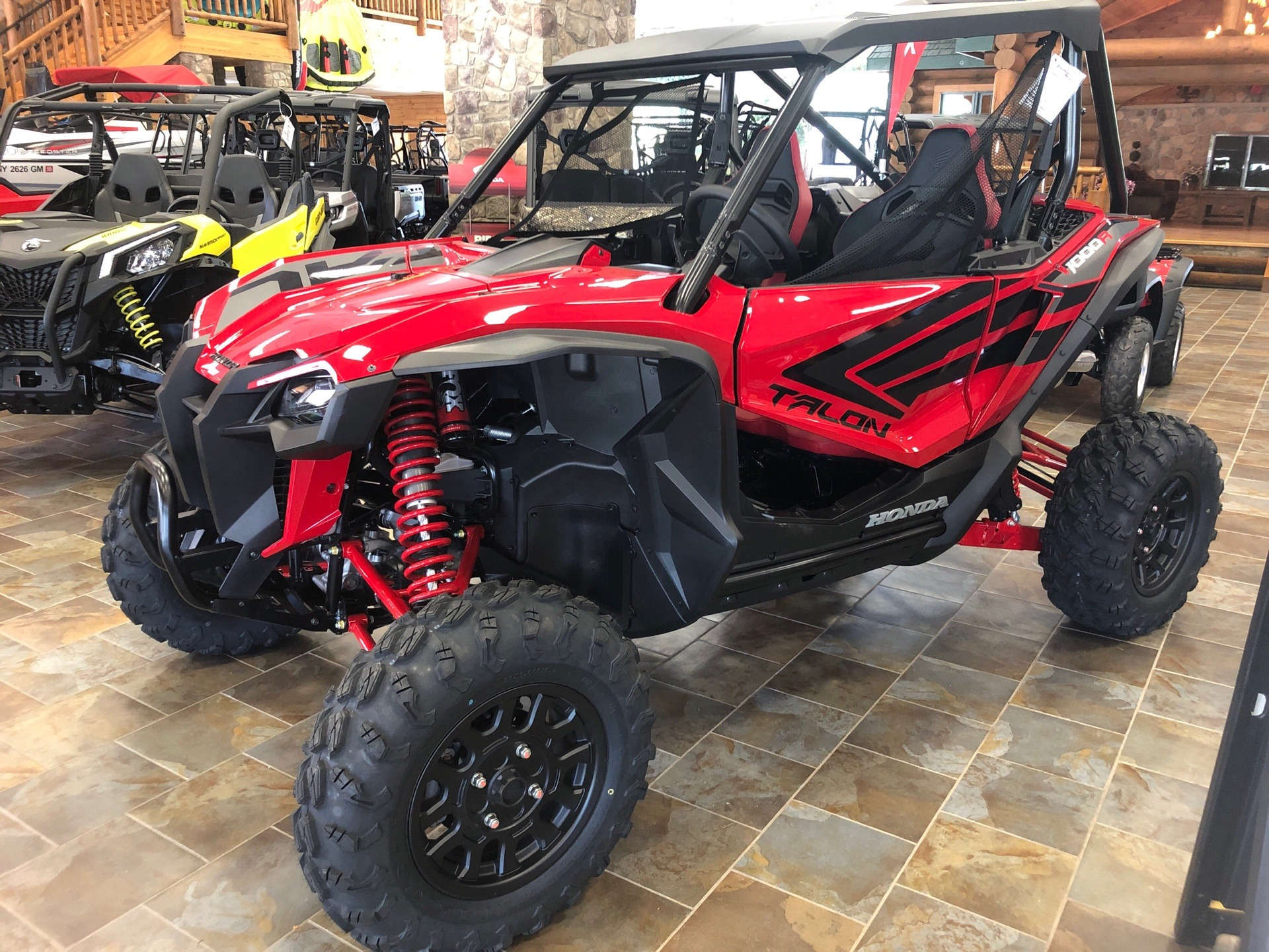 2019 Honda Talon 1000R in Honesdale, Pennsylvania - Photo 1