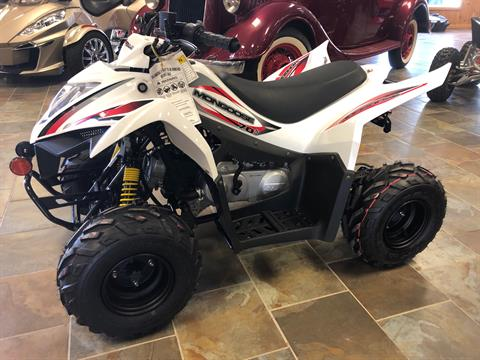 2019 Kymco Mongoose 70s in Honesdale, Pennsylvania - Photo 1