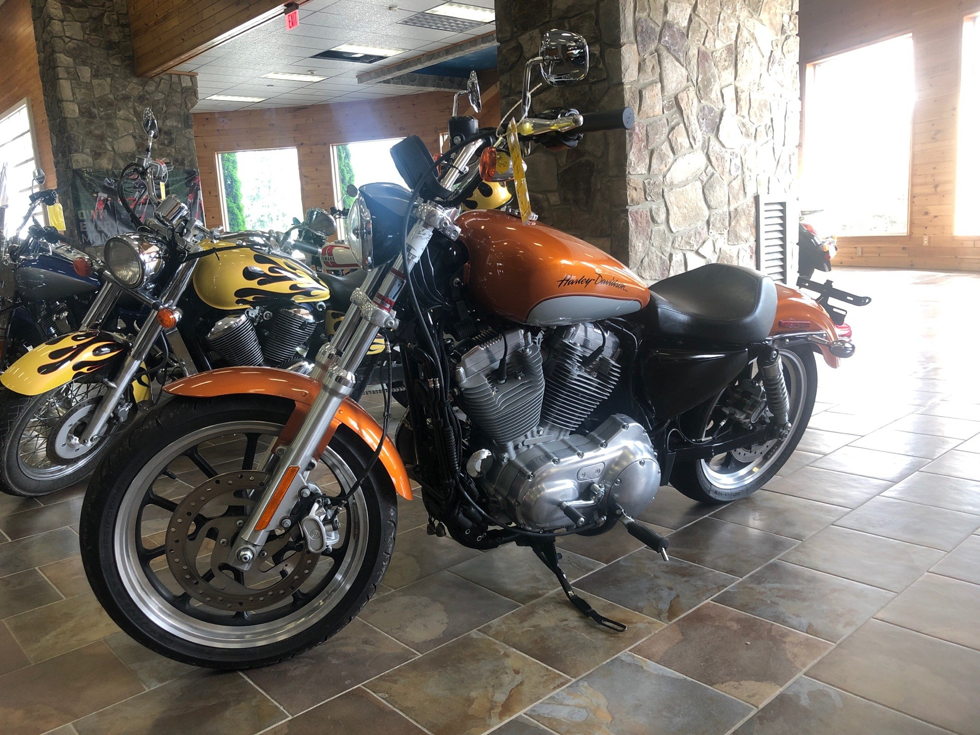 2014 Harley-Davidson Sportster® SuperLow® in Honesdale, Pennsylvania - Photo 1