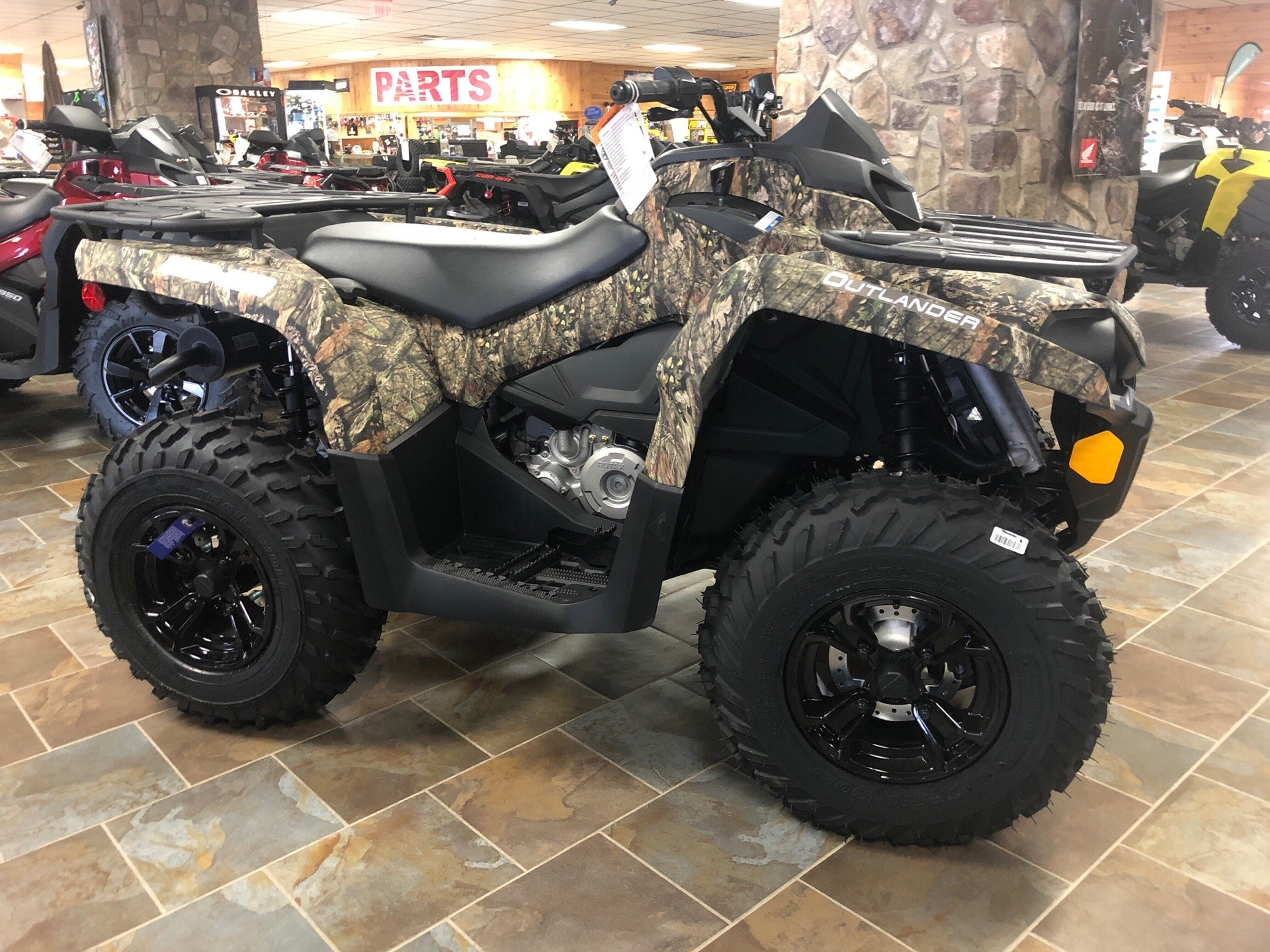2019 Can-Am Outlander DPS 450 in Honesdale, Pennsylvania - Photo 1