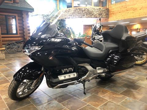 2019 Honda Gold Wing Tour Automatic DCT in Honesdale, Pennsylvania - Photo 1