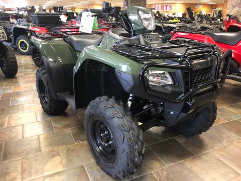 2018 Honda FourTrax Foreman Rubicon 4x4 Automatic DCT in Honesdale, Pennsylvania - Photo 1