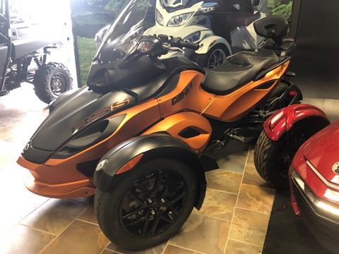 2011 Can-Am Spyder® RS-S SM5 in Honesdale, Pennsylvania - Photo 1
