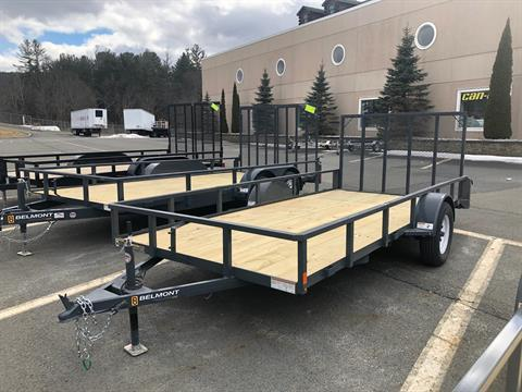 2019 Belmont Trailers LLC UT612TT in Honesdale, Pennsylvania