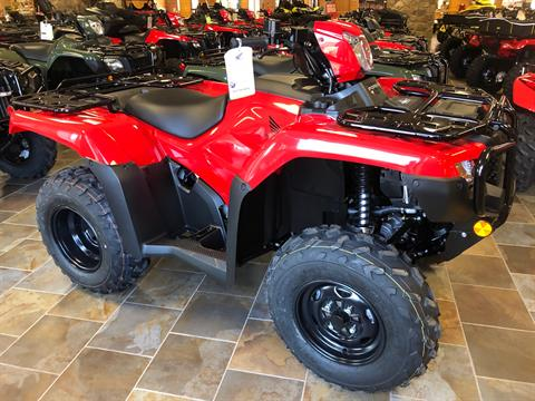 2020 Honda FourTrax Foreman 4x4 in Honesdale, Pennsylvania - Photo 1