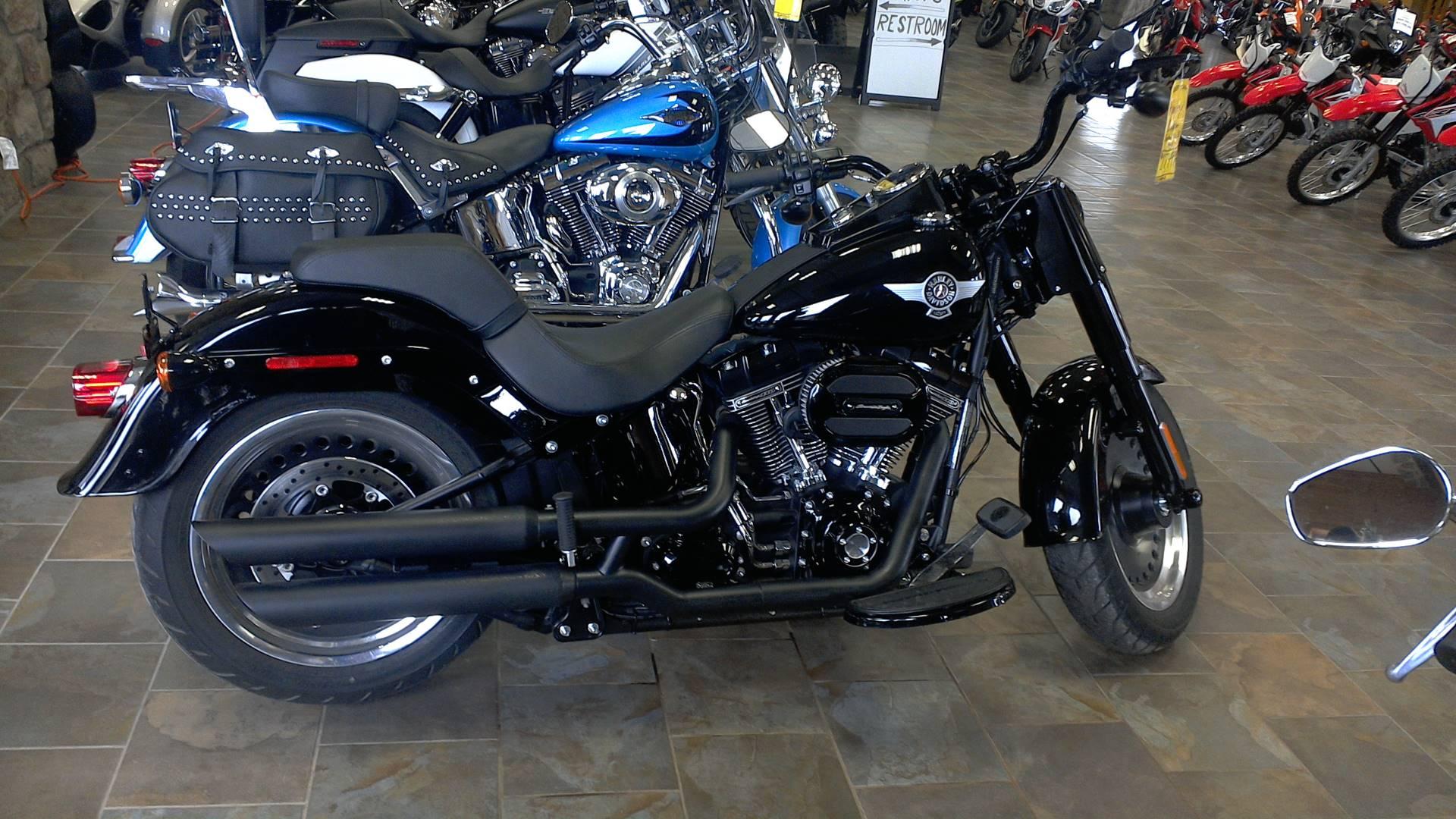 used 2016 harley davidson fat boy lo motorcycles in. Black Bedroom Furniture Sets. Home Design Ideas
