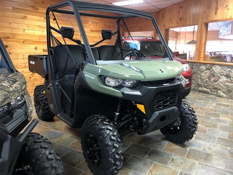 2020 Can-Am Defender DPS HD10 in Honesdale, Pennsylvania - Photo 1
