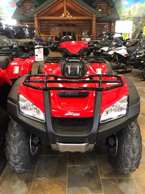 2017 Honda FourTrax Rincon in Honesdale, Pennsylvania - Photo 2
