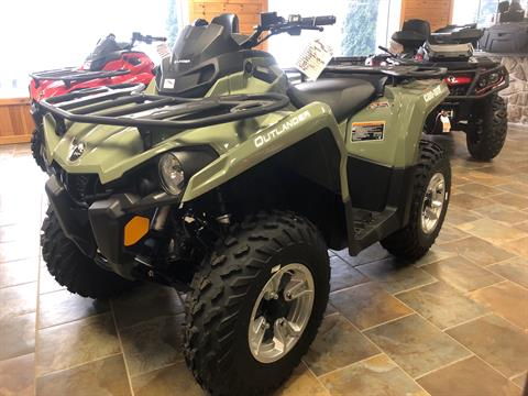 2019 Can-Am Outlander DPS 570 in Honesdale, Pennsylvania