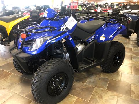 2019 Kymco MXU 270 in Honesdale, Pennsylvania - Photo 1