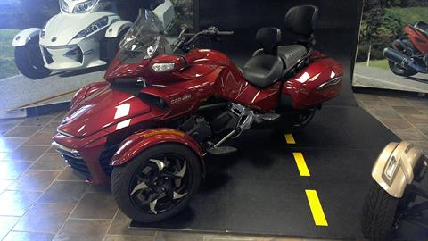 2016 Can-Am Spyder F3 Limited in Honesdale, Pennsylvania