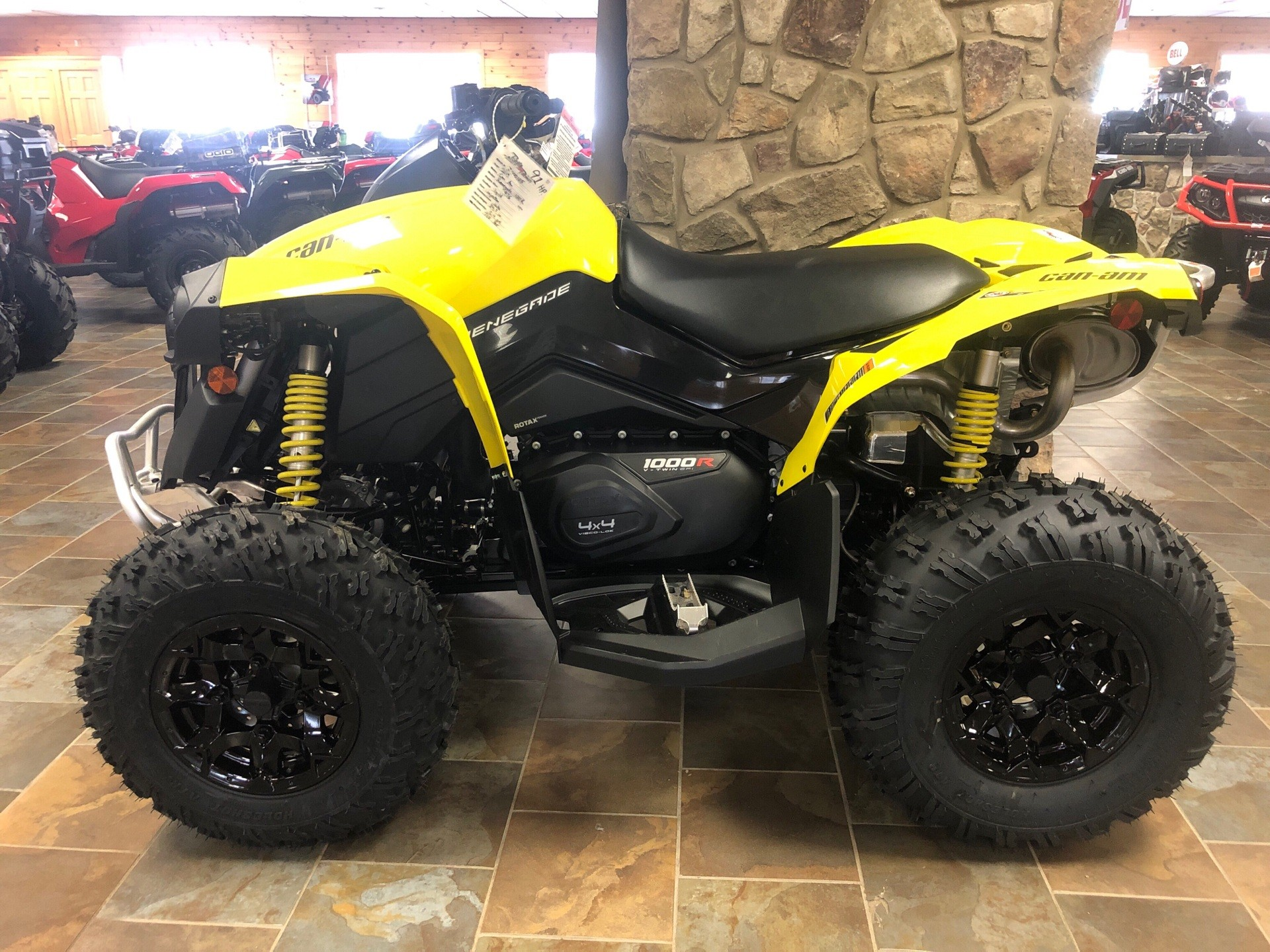 2019 Can-Am Renegade 1000R in Honesdale, Pennsylvania - Photo 1