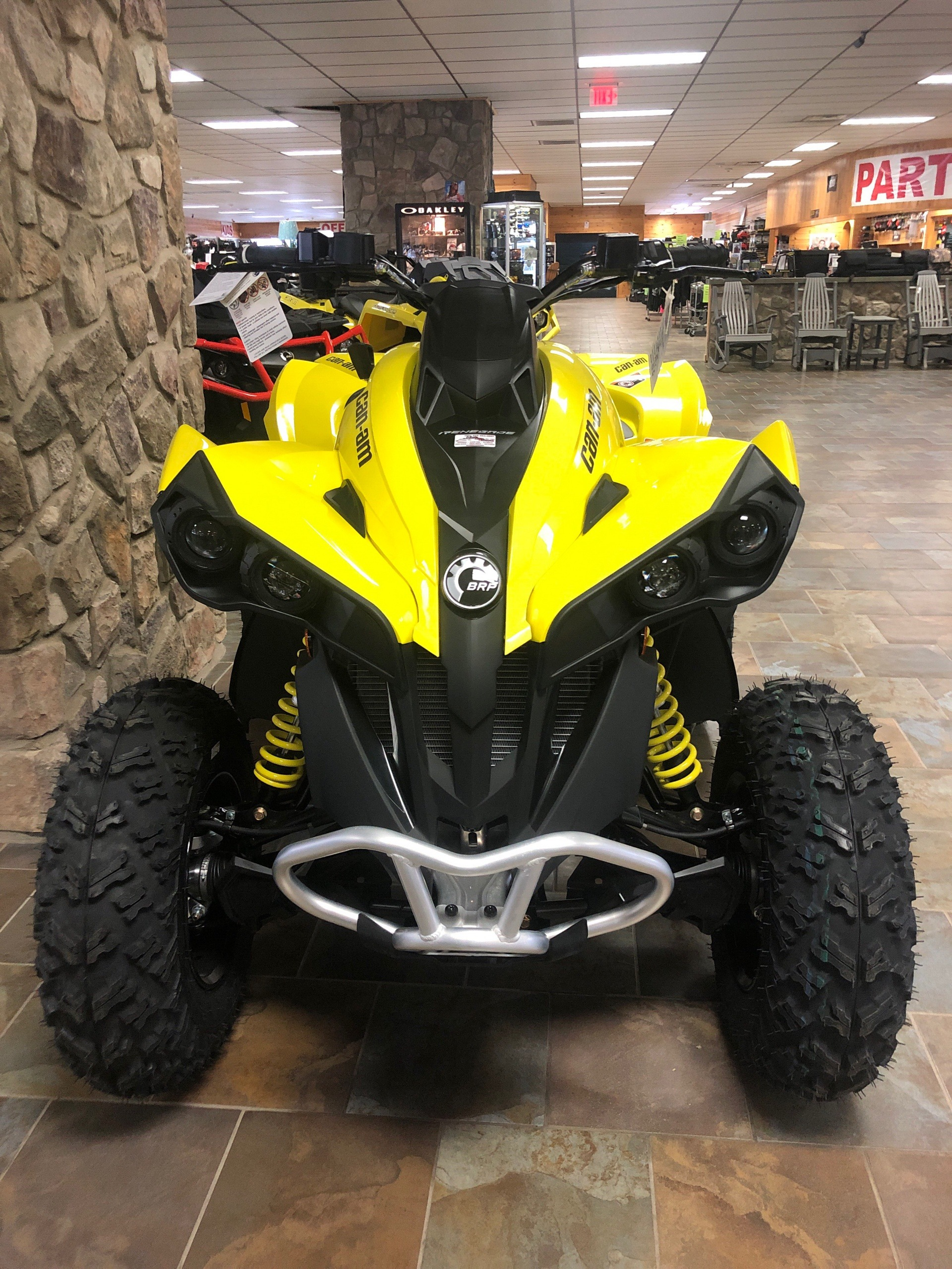 2019 Can-Am Renegade 1000R in Honesdale, Pennsylvania - Photo 2