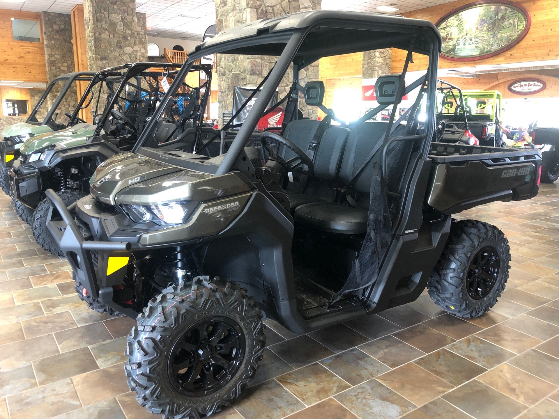 2020 Can-Am Defender XT HD8 in Honesdale, Pennsylvania - Photo 1