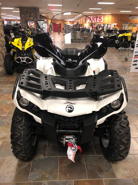 2019 Can-Am Outlander North Edition 650 in Honesdale, Pennsylvania - Photo 2
