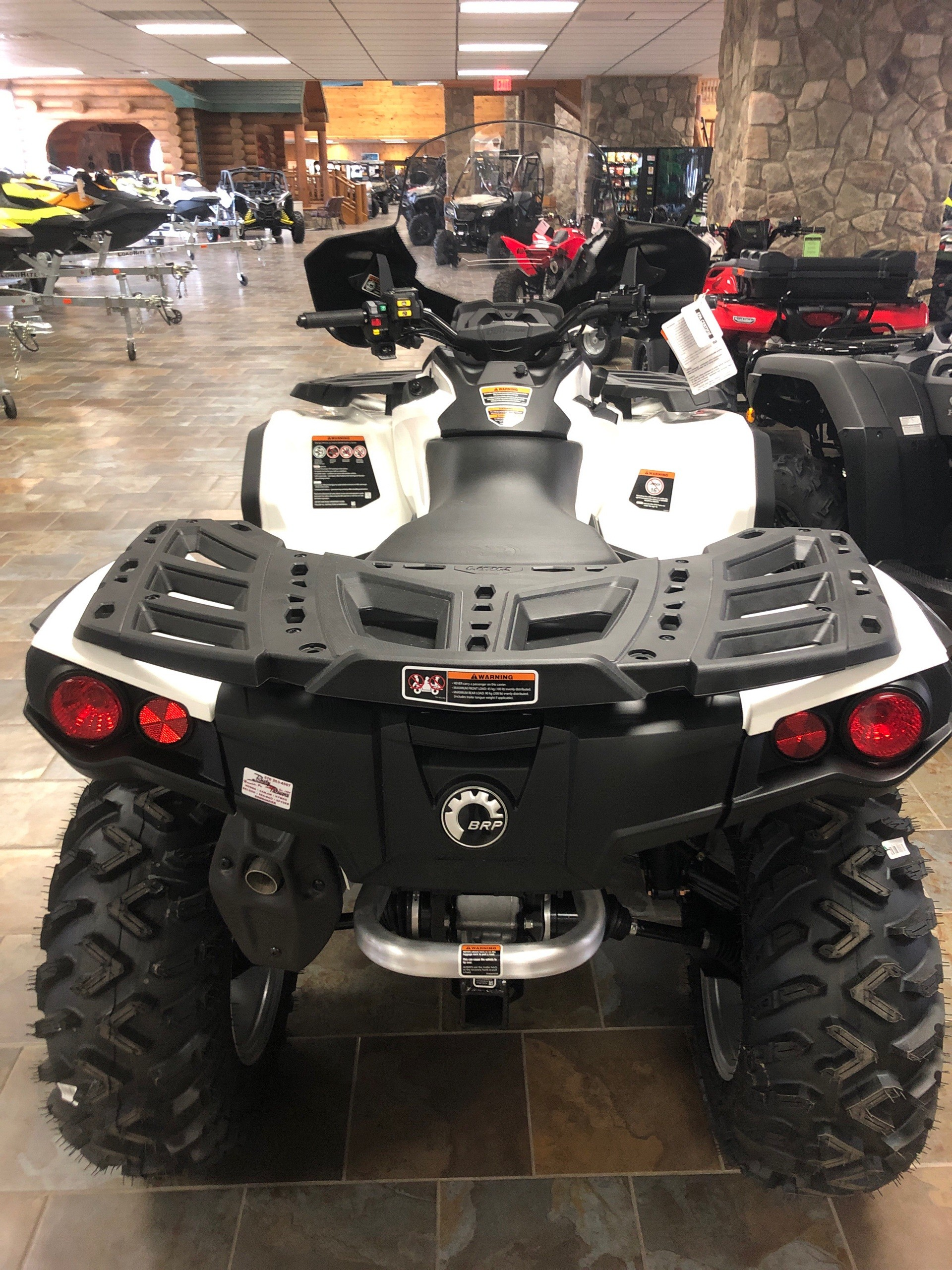 2019 Can-Am Outlander North Edition 650 in Honesdale, Pennsylvania - Photo 3