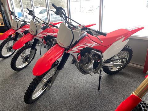 2021 Honda CRF250F in Honesdale, Pennsylvania - Photo 1
