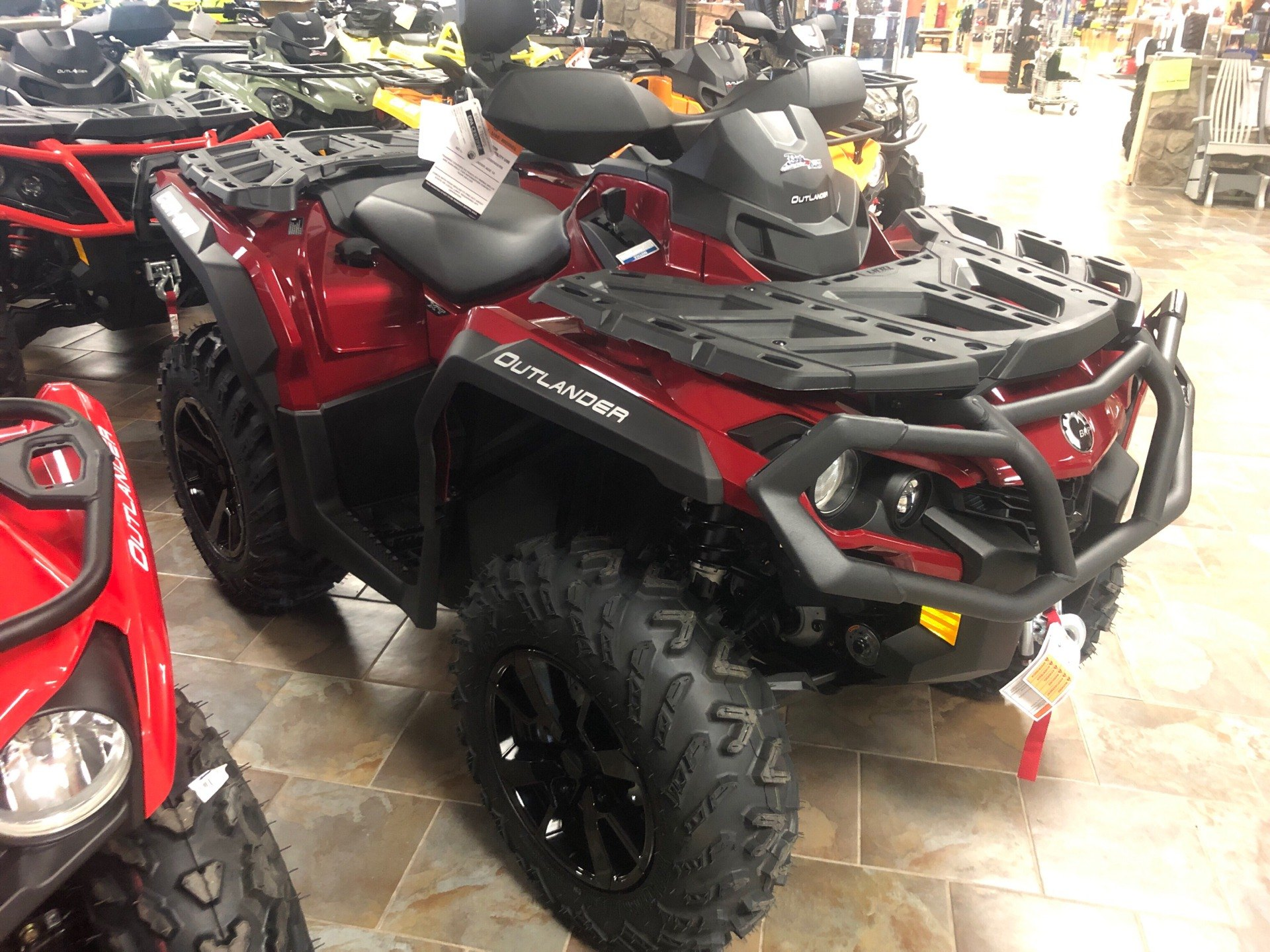 2019 Can-Am Outlander XT 850 in Honesdale, Pennsylvania - Photo 1