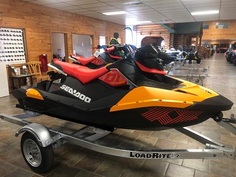 2019 Sea-Doo Spark Trixx 3up iBR + Sound System in Honesdale, Pennsylvania - Photo 1