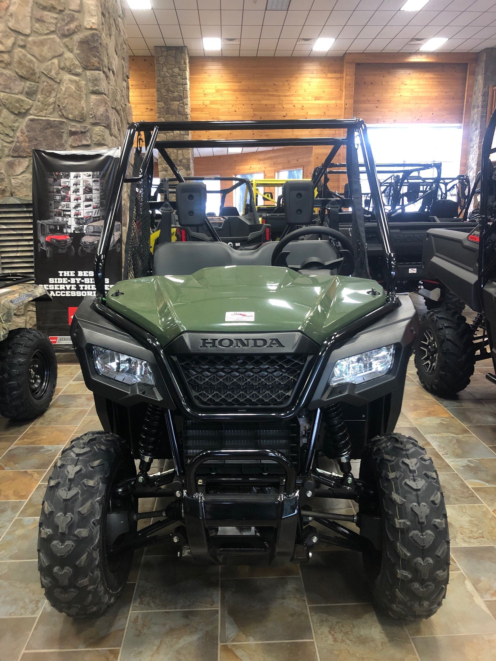 2018 Honda Pioneer 500 in Honesdale, Pennsylvania - Photo 2