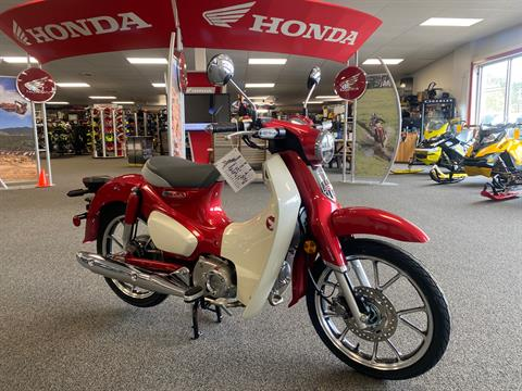2021 Honda Super Cub C125 ABS in Honesdale, Pennsylvania - Photo 1