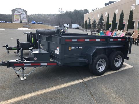 2019 Belmont Trailers LLC DT7210-10K in Honesdale, Pennsylvania