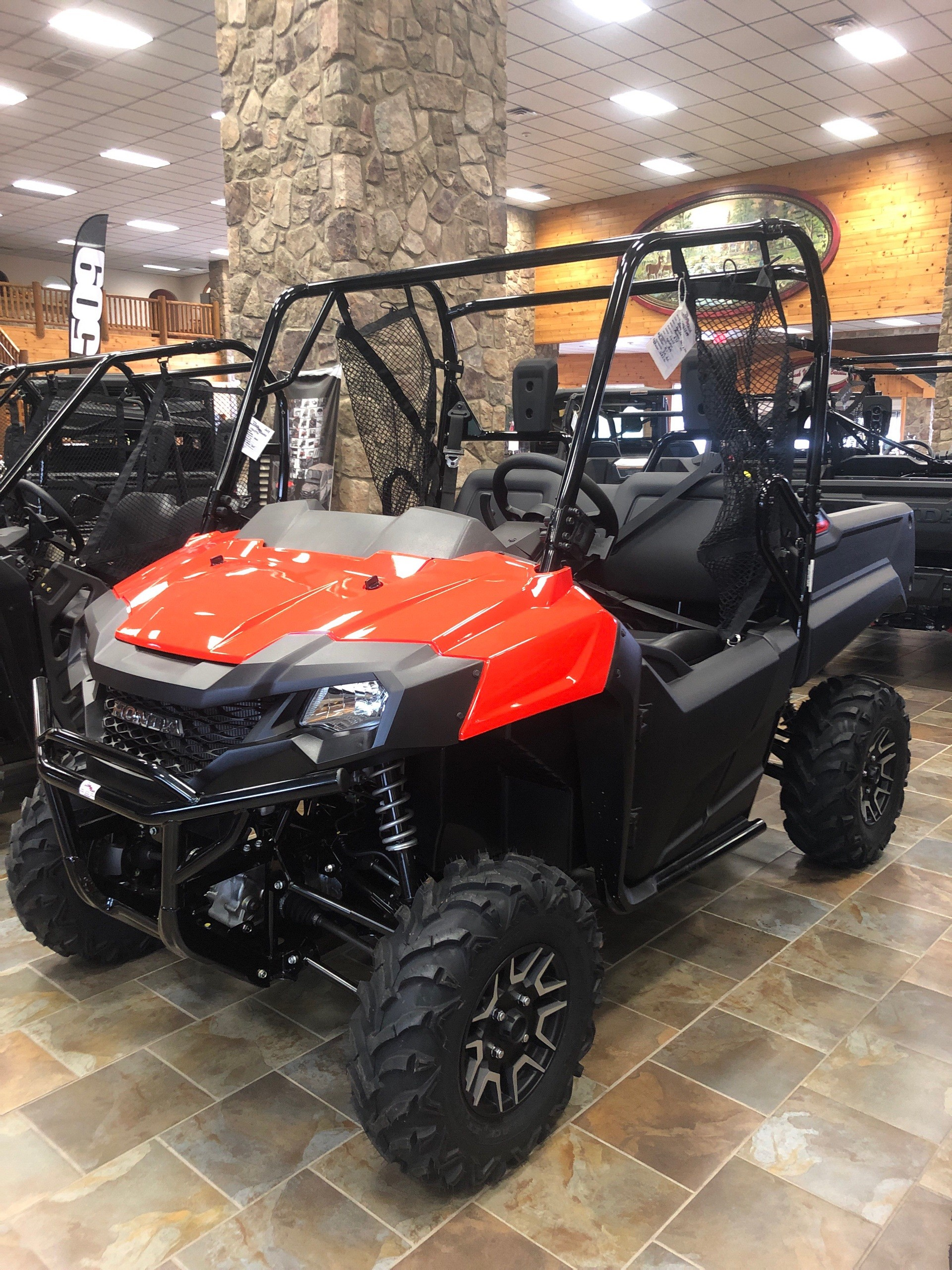 2019 Honda Pioneer 700 Deluxe in Honesdale, Pennsylvania - Photo 1