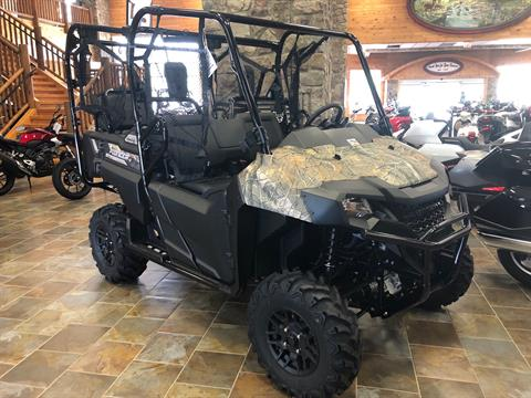 2020 Honda Pioneer 700-4 Deluxe in Honesdale, Pennsylvania
