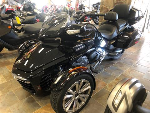 2017 Can-Am Spyder F3 Limited in Honesdale, Pennsylvania