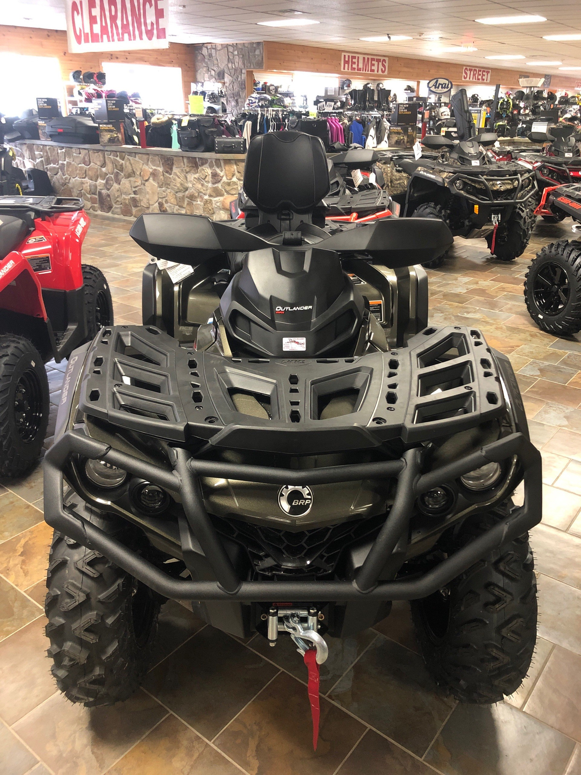 2019 Can-Am Outlander MAX Limited 1000R in Honesdale, Pennsylvania - Photo 3