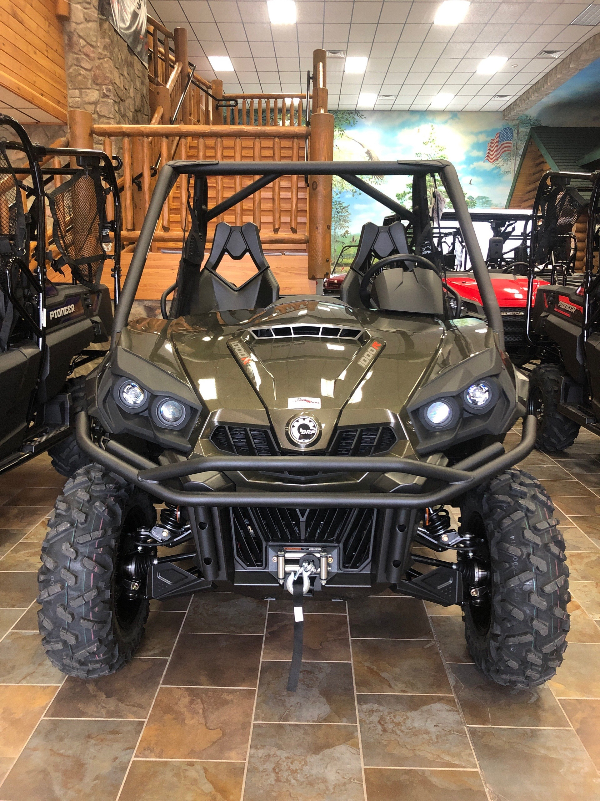2019 Can-Am Commander XT 1000R in Honesdale, Pennsylvania