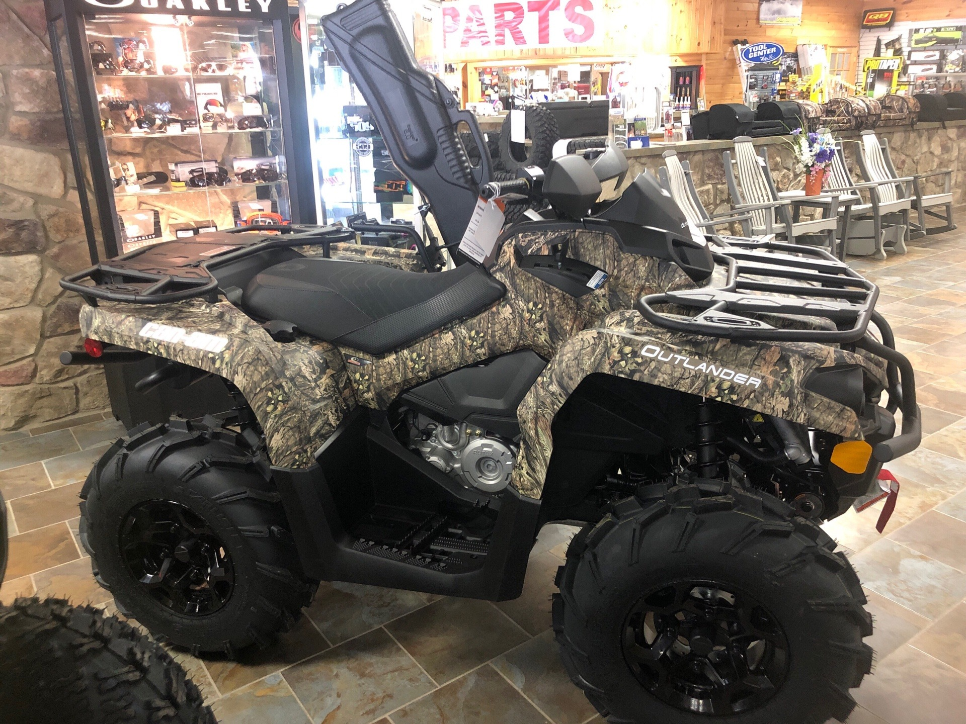 2019 Can-Am Outlander Mossy Oak Hunting Edition 450 in Honesdale, Pennsylvania - Photo 1