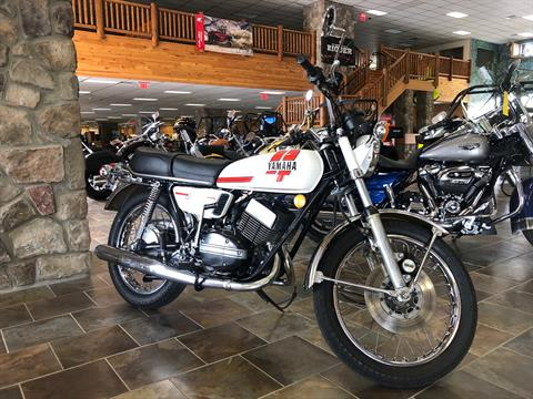 1974 Yamaha RD250 in Honesdale, Pennsylvania - Photo 1