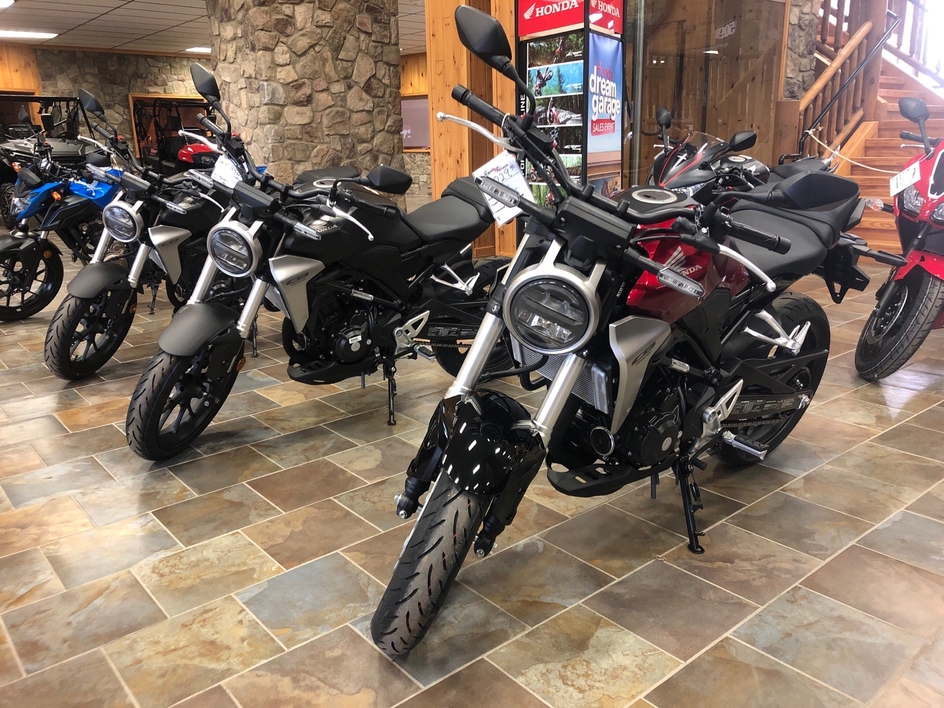 2019 Honda CB300R in Honesdale, Pennsylvania - Photo 2